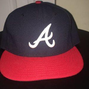 Atlanta Braves Hat Size 7 3/8